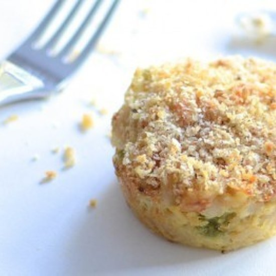 Tuna Mornay Muffin