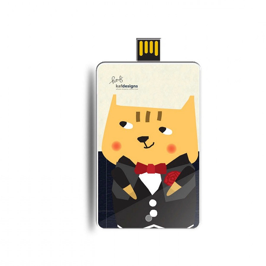 Bridegroom Noodles USB Stick
