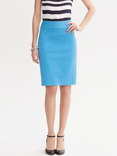 Sloan pencil skirt