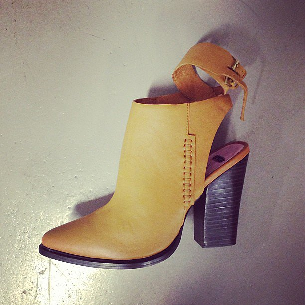 According to fashion editor Ali, these boots from Skin are the perfect transeasonal shoe.