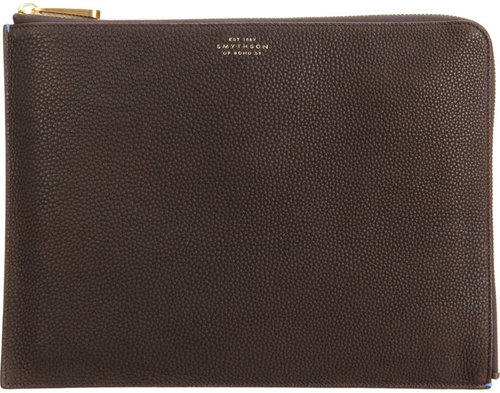 Smythson Large Eliot Travel Pouch