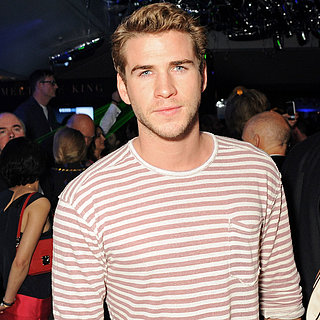 Pictures: Hunger Games Star Liam Hemsworth Parties In Cannes