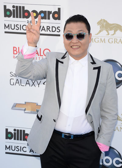 Psy at the 2013 Billboard Awards.