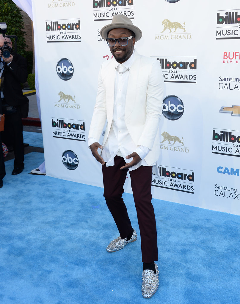 Will.i.am at the 2013 Billboard Music Awards.