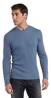 Calvin Klein Men&#039;s Knit Ribbed Shirt