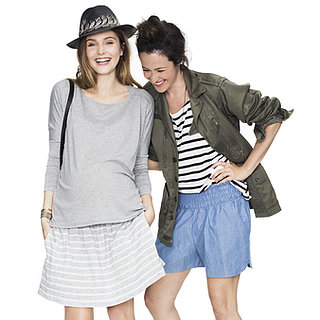 Striped Maternity Dresses, Tops, and More