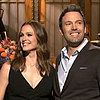 Ben Affleck&#039;s SNL Monologue With Jennifer Garner 2013 Video