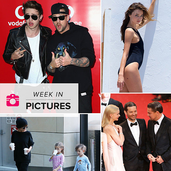 The Week in Pictures: Reece & Joel, Miranda, Gatsby & More!