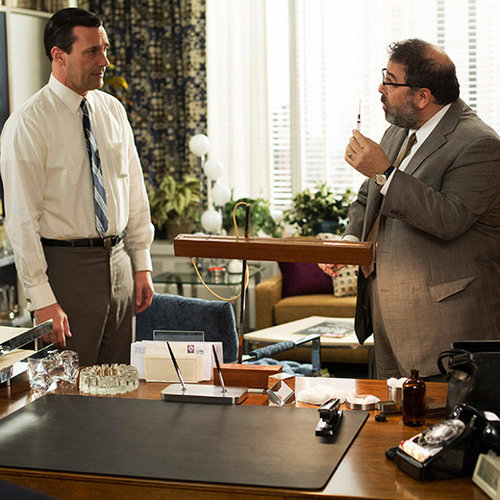 What Drug Did Don Take on Mad Men?