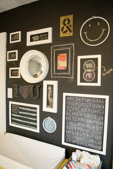 Create an Ever-Changing Gallery Wall