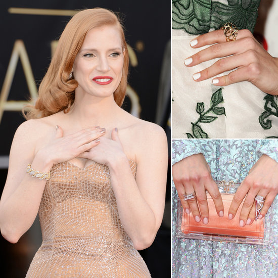 Wedding Day Nail Inspiration From the Red Carpet
