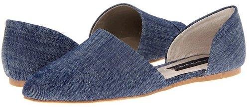 Steven - Sawyer (Blue Denim) - Footwear