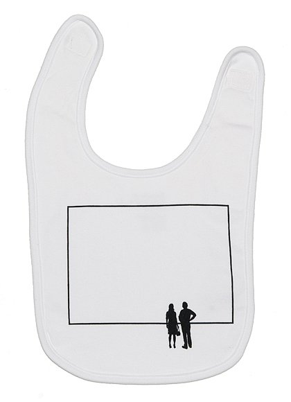 Museum of Contemporary Art Chicago: Blank Canvas Bib