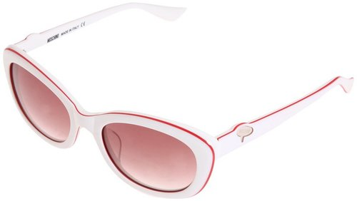 Moschino - MO643 (Red/White) - Eyewear
