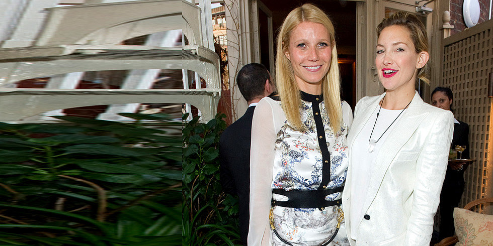 Gwyneth Gathers Her Stylish Pals to Celebrate Goop's Summer Season