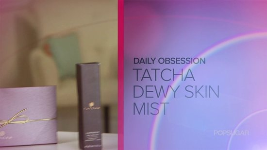 Daily Obsession: Tatcha Luminous Dewy Skin Mist — With an Exclusive Offer!