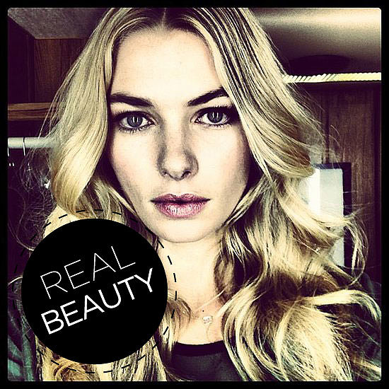 Real Beauty: 5 Minutes With Jessica Hart