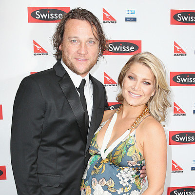 Natalie Bassingthwaighte Gives Birth to a Baby Boy