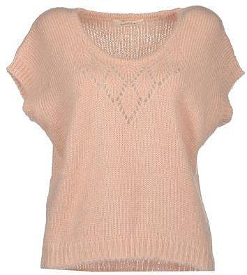 SESSUN Short sleeve sweater