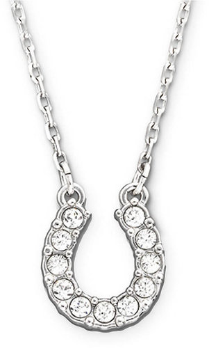 SWAROVSKI Towards Crystal Horseshoe Necklace
