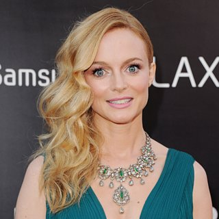 Heather Graham Hair | The Hangover Part III Premiere