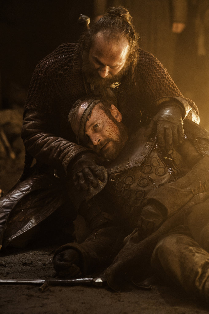 Thoros Brings Beric Back From the Dead