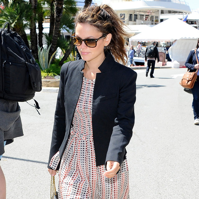 All the Off-Duty Celebrity Style from Cannes Film Festival