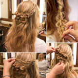 How to Create a Romantic Braided Hairstyle