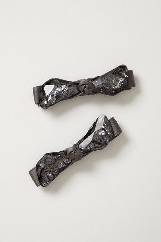 Kita Geologic Bow Barrettes