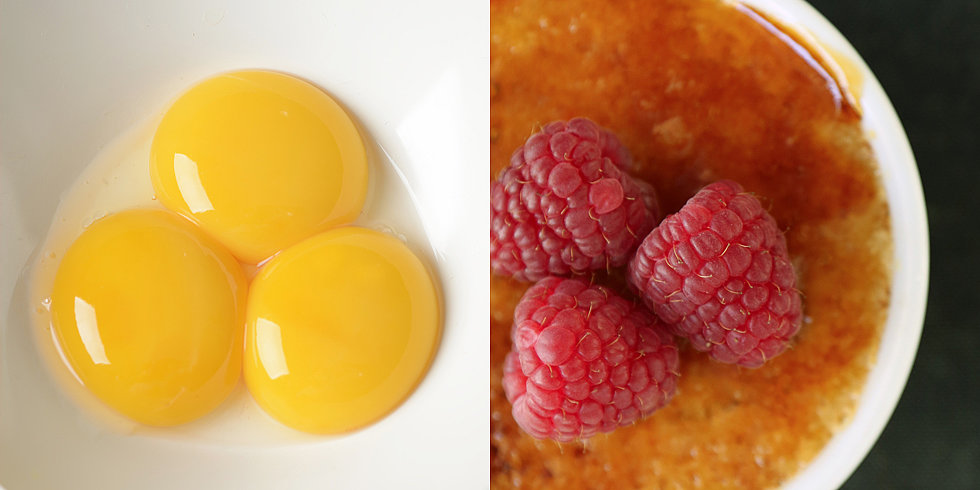 5 Uses For Leftover Egg Yolks