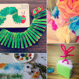 15 Easy and Creative Kid Crafts - All From Instagram