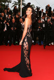 Megan Gale: Cannes, May, 2013