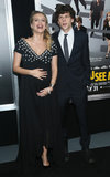 Mélanie Laurent and Jesse Eisenberg stepped out for the Now You See Me premiere in NYC.