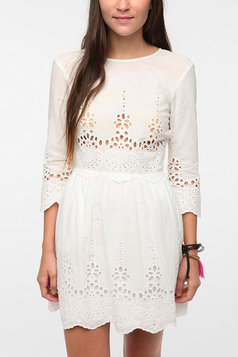 DV By Dolce Vita Long-Sleeve Val Dress