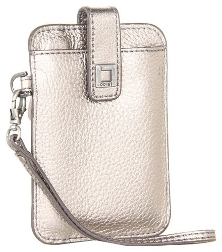Lodis Accessories - Melbourne Smartphone Case (Pewter) - Bags and Luggage