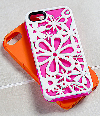 Tech Candy iPhone 5 Blooming Case Set