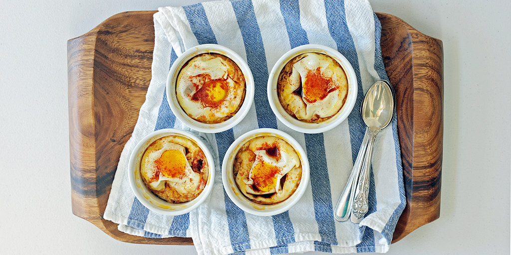 Off the Bookshelf: Filipino Baked Eggs With Tomato and Eggplant