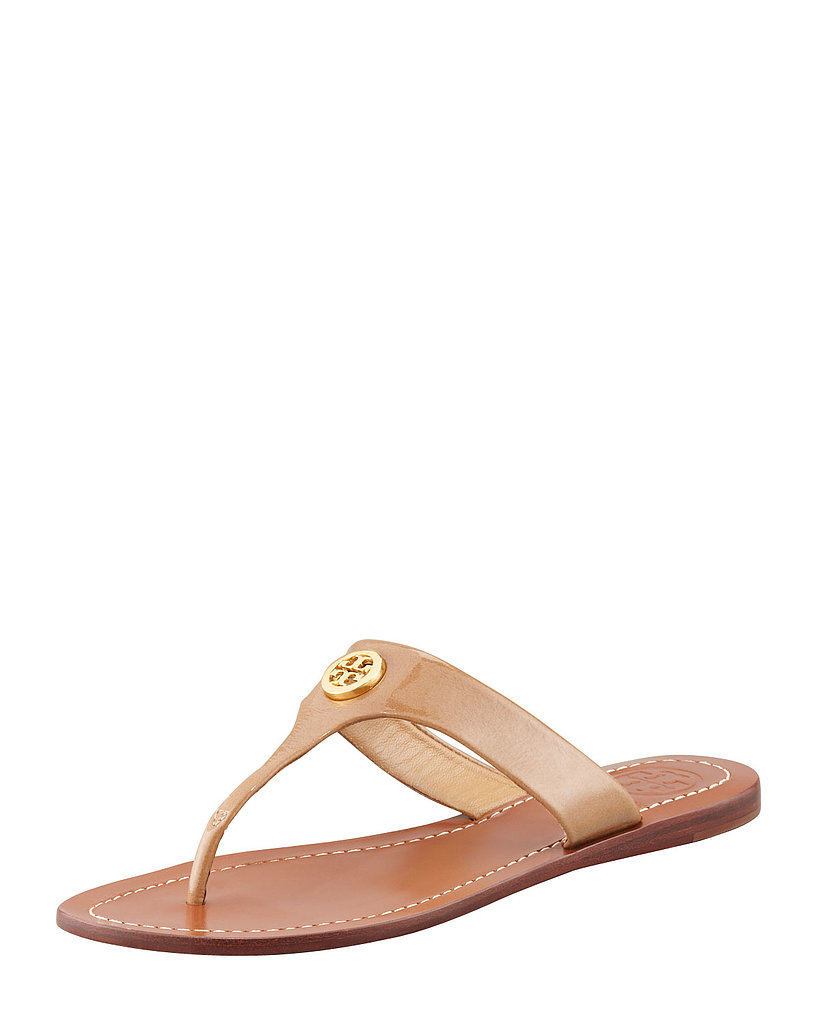 Providing flip-flops is a thoughtful treat for tired feet at your reception. Give your closet friends a chicer option from Tory Burch ($150) that they'll want to wear in real life, too.