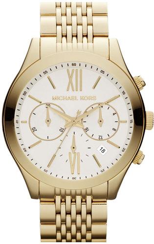 Michael Kors 'Brookton' Chronograph Bracelet Watch, 42mm