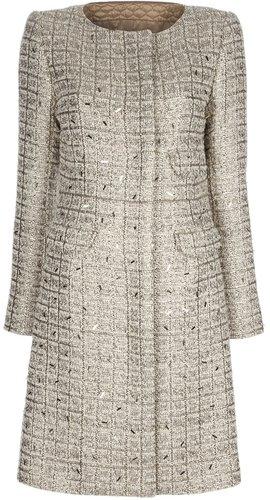 Chloé bouclé coat