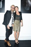 Gisele Bündchen posed with photographer Johan Lindeberg. Source: Joe Schildhorn /BFAnyc.com