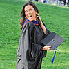 Eva Longoria Graduates From California State University