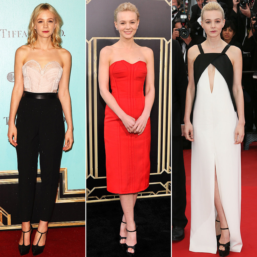 The Great Carey Mulligan: 49 Roaring Red Carpet Moments