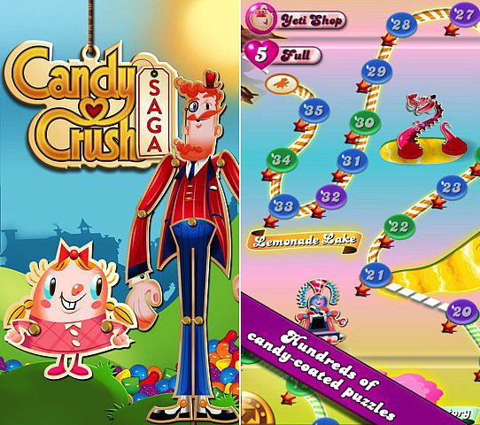 Single Player: Candy Crush
