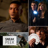 Movie Sneak Peek: After Earth and Now You See Me