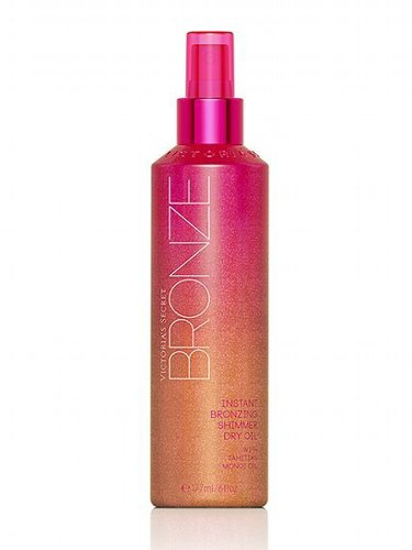 Beach Sexy Instant Bronzing Shimmer Dry Oil
