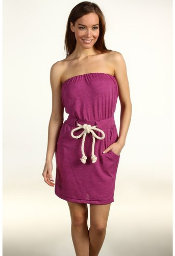 Alternative Apparel - Marjan Dress (Eco True Grape) - Apparel
