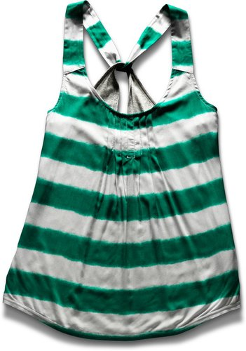 Women's Striped Tank Top