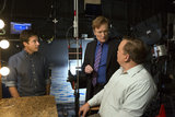 Conan O'Brien and Andy Richter