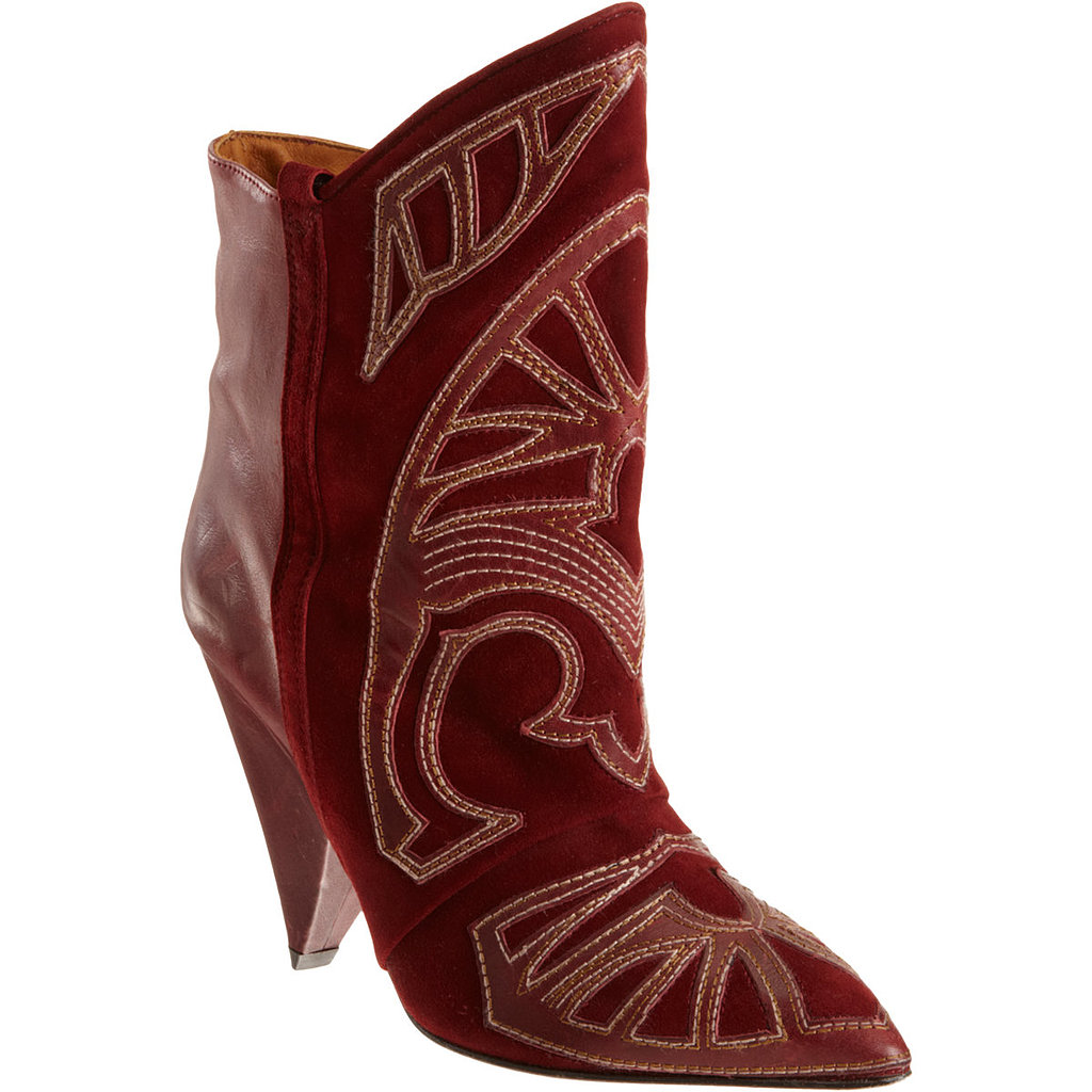 The boot we've been obsessing over since our first view is finally on sale! Nab Isabel Marant's Berry boot ($689, originally $1,155) while it's available.